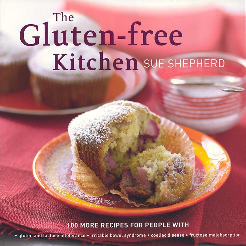 The Gluten Free Kitchen Book